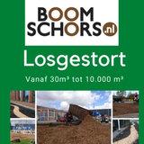Boomschors Losgestort