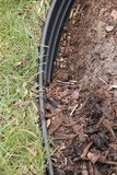 BERA Edge Smart 6 meter x 10 centimeter Zwart_
