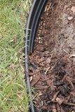 BERA Edge Smart 12 meter x 10 centimeter Zwart_