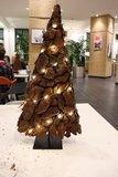 Kerstboom van Boomschors _