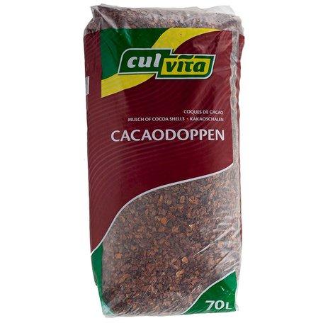 Cacaodoppen - 10 zakken 700 liter