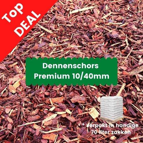 Dennenschors Premium 10/40mm 5040 Liter