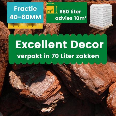 Franse Boomschors Decor 40-60mm excellent 980 liter