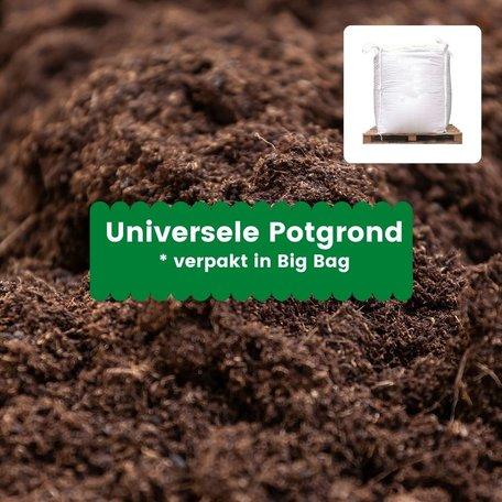 Potgrond - 1m³ incl. bezorging (big bag)