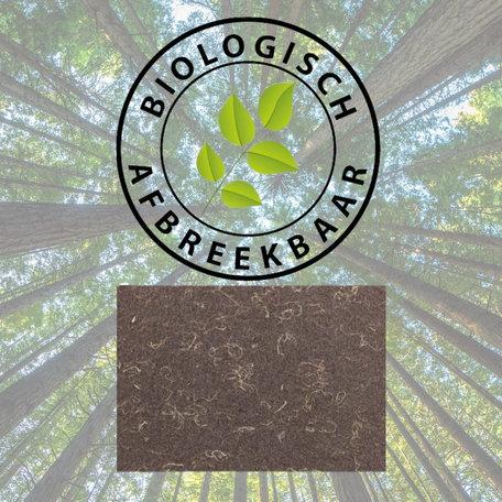 Biologisch afbreekbaar Antiworteldoek 100cm breed