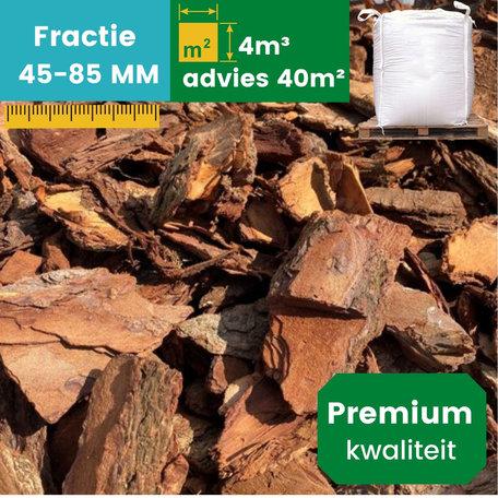 Premium Franse Boomschors 45/80mm - 4m³