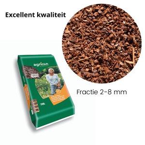 Franse Boomschors Decor 2-8mm excellent 490 liter